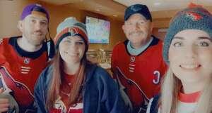 Travis attended Arizona Coyotes vs. Anaheim Ducks on Feb 24th 2021 via VetTix
