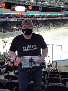 Click To Read More Feedback from Kansas City Mavericks vs. Allen Americans - ECHL