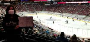 Click To Read More Feedback from Arizona Coyotes vs. St. Louis Blues