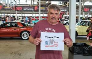 Gary  attended Mecum Auctions 2021 - Indy - Good for Any One Day on May 14th 2021 via VetTix