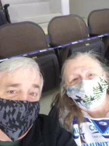 Bob attended Jacksonville Icemen vs. South Carolina Stingrays - ECHL (Sun) on Feb 19th 2021 via VetTix