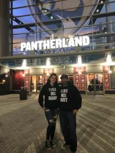 Michael  attended Florida Panthers vs. Dallas Stars - NHL on Feb 25th 2021 via VetTix