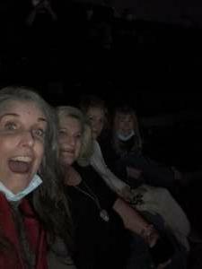 Katie attended Tobymac Hits Deep Tour on Feb 25th 2021 via VetTix