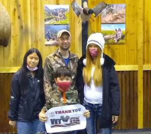 Click To Read More Feedback from Open Season Sportsman's Expo
