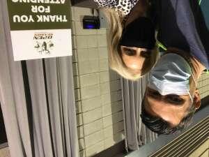 Ace & Fireball attended Open Season Sportsman's Expo on Mar 12th 2021 via VetTix