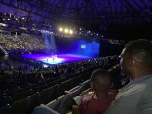 So grateful  attended Disney on Ice Presents Mickey's Search Party on Apr 7th 2021 via VetTix