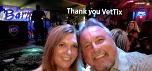 Bryan Lacey  attended Craig Campbell on Mar 26th 2021 via VetTix