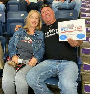 SGM Rick Green attended Florida Everblades vs. Orlando Solar Bears- ECHL on Mar 13th 2021 via VetTix