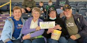 Click To Read More Feedback from Florida Everblades vs. Wheeling Nailers - ECHL