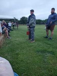Larry E Cohen attended Texas Scottish Festival & Highland Games on Apr 30th 2021 via VetTix