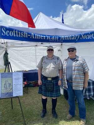 James Lierow attended Texas Scottish Festival & Highland Games on Apr 30th 2021 via VetTix