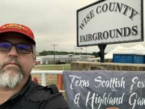 Russell Jones attended Texas Scottish Festival & Highland Games on Apr 30th 2021 via VetTix