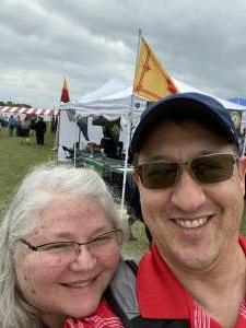 mckinney tx attended Texas Scottish Festival & Highland Games on Apr 30th 2021 via VetTix