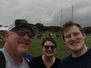Jim attended Texas Scottish Festival & Highland Games on Apr 30th 2021 via VetTix