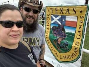 Infantry56 attended Texas Scottish Festival & Highland Games on Apr 30th 2021 via VetTix