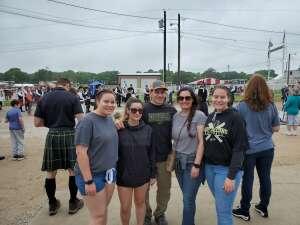 Joey G attended Texas Scottish Festival & Highland Games on Apr 30th 2021 via VetTix