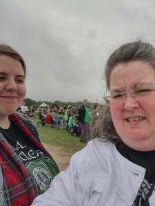 Sandi attended Texas Scottish Festival & Highland Games on Apr 30th 2021 via VetTix