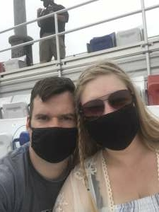 Matthew attended Pennzoil 400 - NASCAR Cup Series on Mar 7th 2021 via VetTix