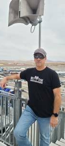 Stu attended Pennzoil 400 - NASCAR Cup Series on Mar 7th 2021 via VetTix