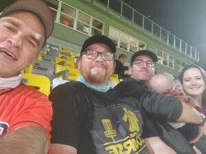 ADMO54 attended Houston Sabercats vs. Austin Gilgronis - Major League Rugby on Mar 11th 2021 via VetTix