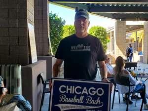 J. LANE attended Chicago Baseball Bash on Mar 20th 2021 via VetTix
