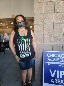 Linda attended Chicago Baseball Bash on Mar 20th 2021 via VetTix