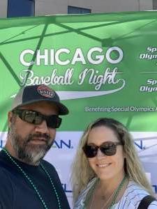Raul attended Chicago Baseball Bash on Mar 20th 2021 via VetTix