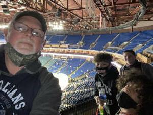 Charlie Vetters attended Tulsa Oilers vs. Kansas City Mavericks - ECHL on Mar 31st 2021 via VetTix