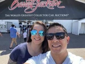 Allan M attended Barrett-jackson 2021 Scottsdale Auction on Mar 20th 2021 via VetTix