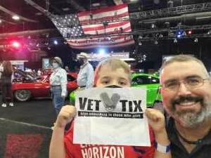 Click To Read More Feedback from Barrett-jackson 2021 Scottsdale Auction