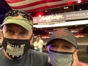 Bob J attended Barrett-jackson 2021 Scottsdale Auction on Mar 21st 2021 via VetTix