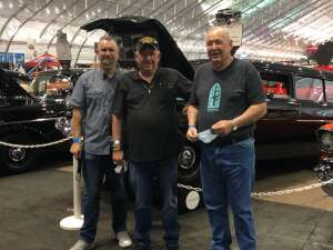 Sunny attended Barrett-jackson 2021 Scottsdale Auction on Mar 21st 2021 via VetTix