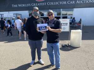 Doug P attended Barrett-jackson 2021 Scottsdale Auction on Mar 21st 2021 via VetTix