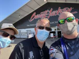 Craig Lorenzi attended Barrett-jackson 2021 Scottsdale Auction on Mar 23rd 2021 via VetTix