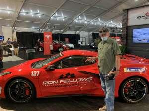 Guy attended Barrett-jackson 2021 Scottsdale Auction on Mar 24th 2021 via VetTix