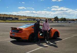 Mike Carrafa attended Barrett-jackson 2021 Scottsdale Auction on Mar 24th 2021 via VetTix