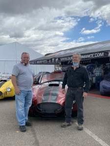 Kirk  attended Barrett-jackson 2021 Scottsdale Auction on Mar 24th 2021 via VetTix