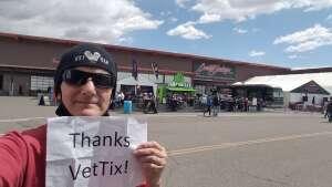 Dale attended Barrett-jackson 2021 Scottsdale Auction on Mar 24th 2021 via VetTix