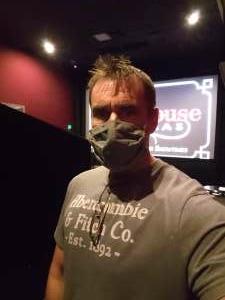 Bill attended Roadhouse Cinemas Thursday for Vets on Apr 8th 2021 via VetTix