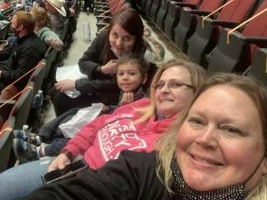 Stacy  attended PBR Unleash the Beast on Mar 12th 2021 via VetTix