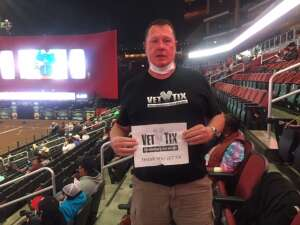 Rick D attended PBR Unleash the Beast on Mar 14th 2021 via VetTix