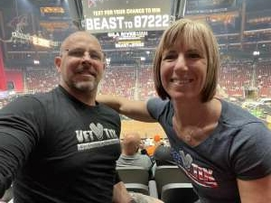 Richard Hale attended PBR Unleash the Beast on Mar 14th 2021 via VetTix