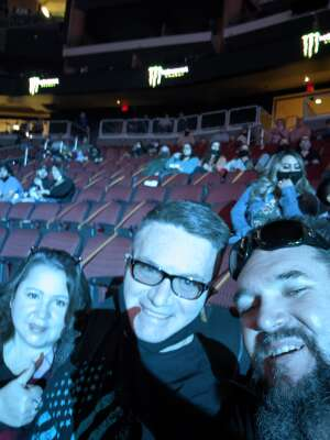 Thanks For the Awesome night! attended PBR Unleash the Beast on Mar 14th 2021 via VetTix