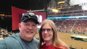 Rob attended PBR Unleash the Beast on Mar 14th 2021 via VetTix