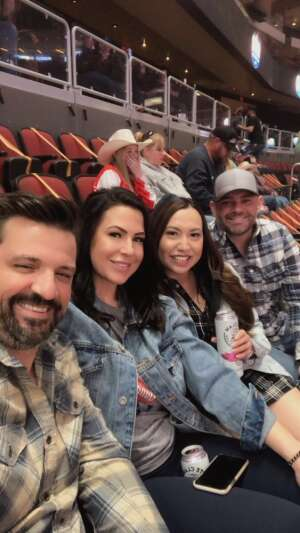 Jtomm attended PBR Unleash the Beast on Mar 14th 2021 via VetTix