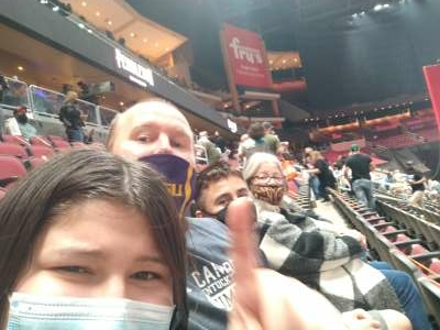 FormerSapper attended PBR Unleash the Beast on Mar 14th 2021 via VetTix