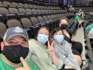 Jeremy attended Jacksonville Icemen vs. Orlando Solar Bears - ECHL on Mar 17th 2021 via VetTix