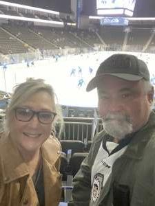 John attended Jacksonville Icemen vs. Orlando Solar Bears - ECHL on Mar 21st 2021 via VetTix