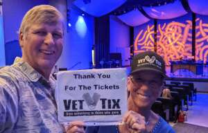 Dave attended Ocala Symphony Percussion Ensemble on Mar 20th 2021 via VetTix