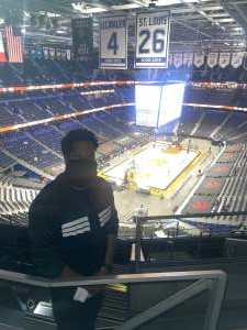 Jon attended Toronto Raptors vs. Denver Nuggets - NBA on Mar 24th 2021 via VetTix